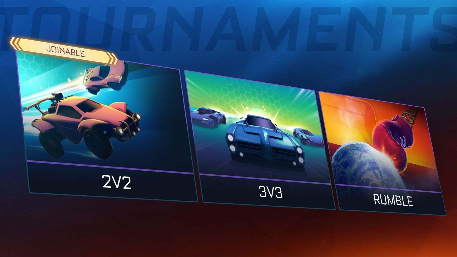 2v2 Tournaments and More Coming in </br> Season 4 Image