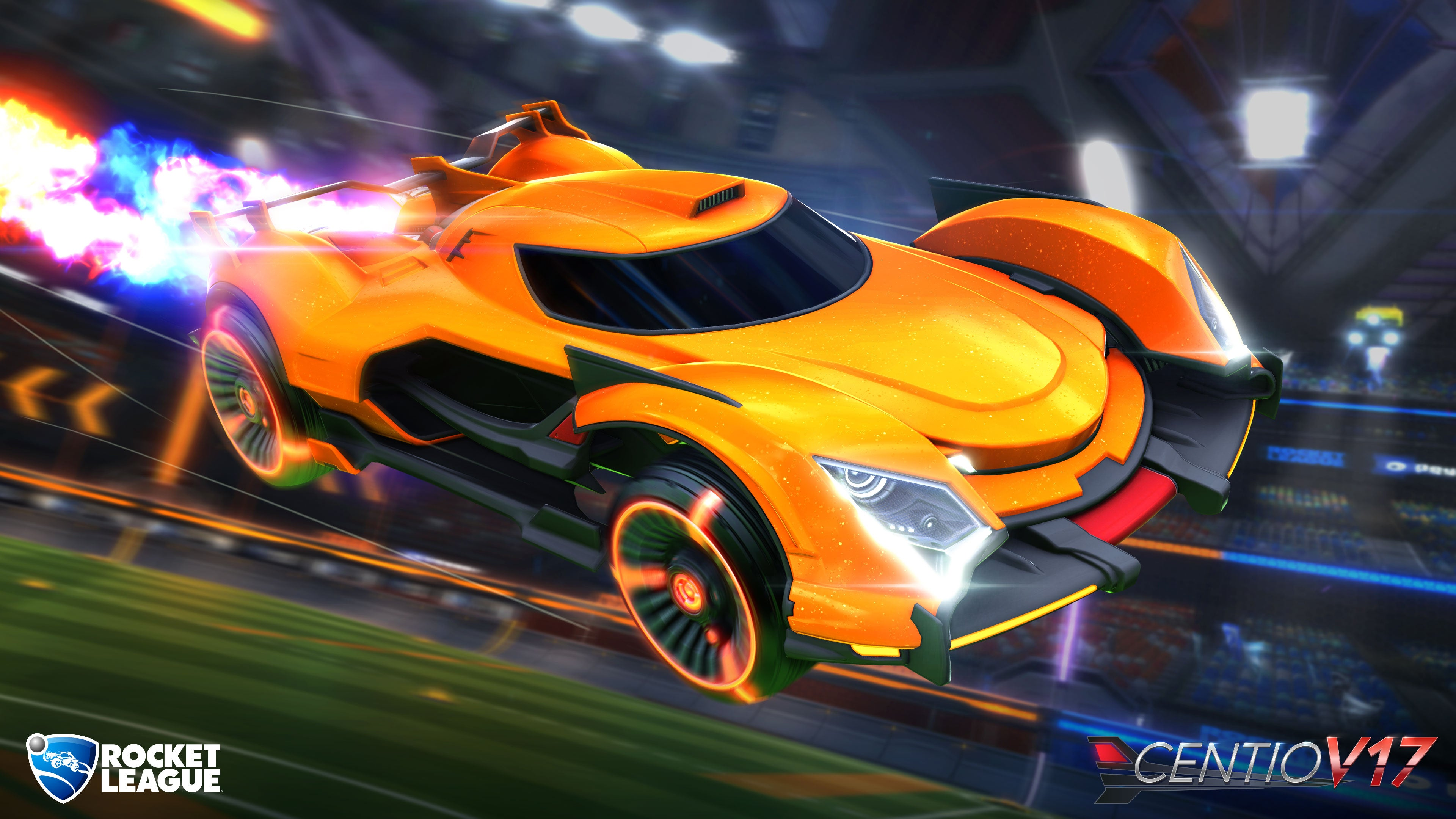 Rocket league s anniversary update launches july 5 for Updated wallpaper designs