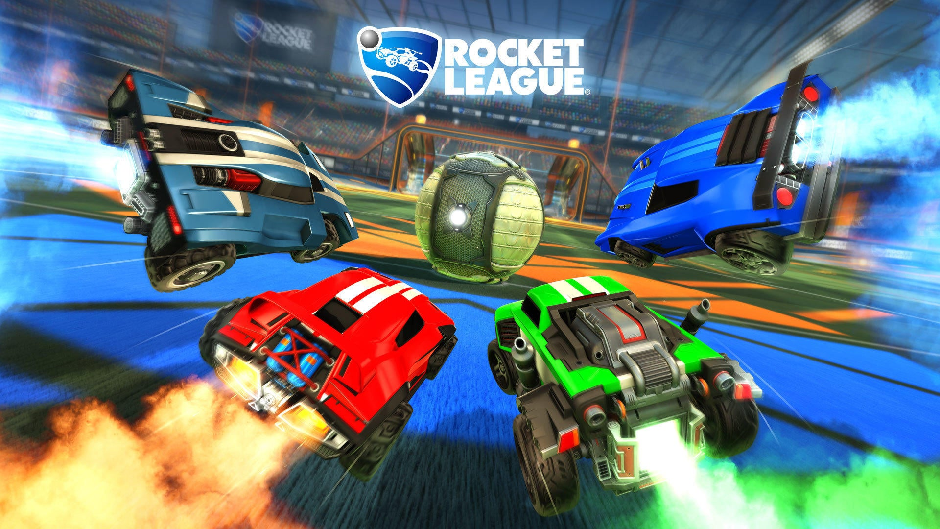 Full Cross-Platform Play Now Live in Rocket League Image