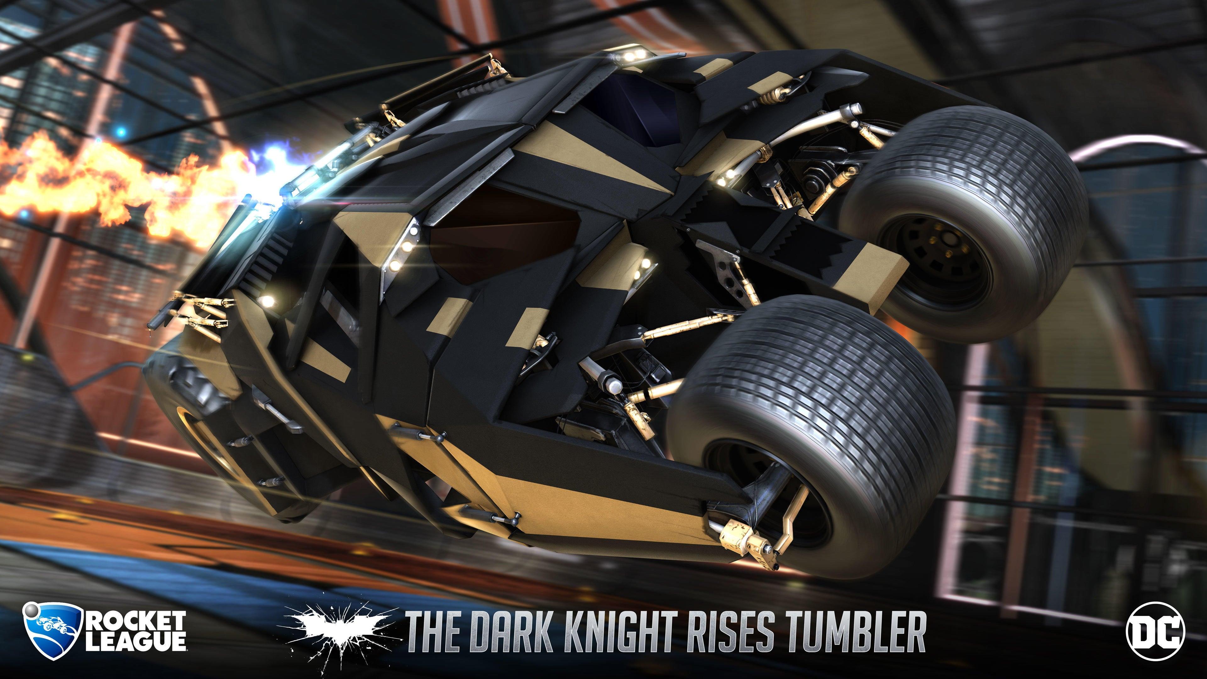 DC Super Heroes DLC Pack | Rocket League® - Official Site