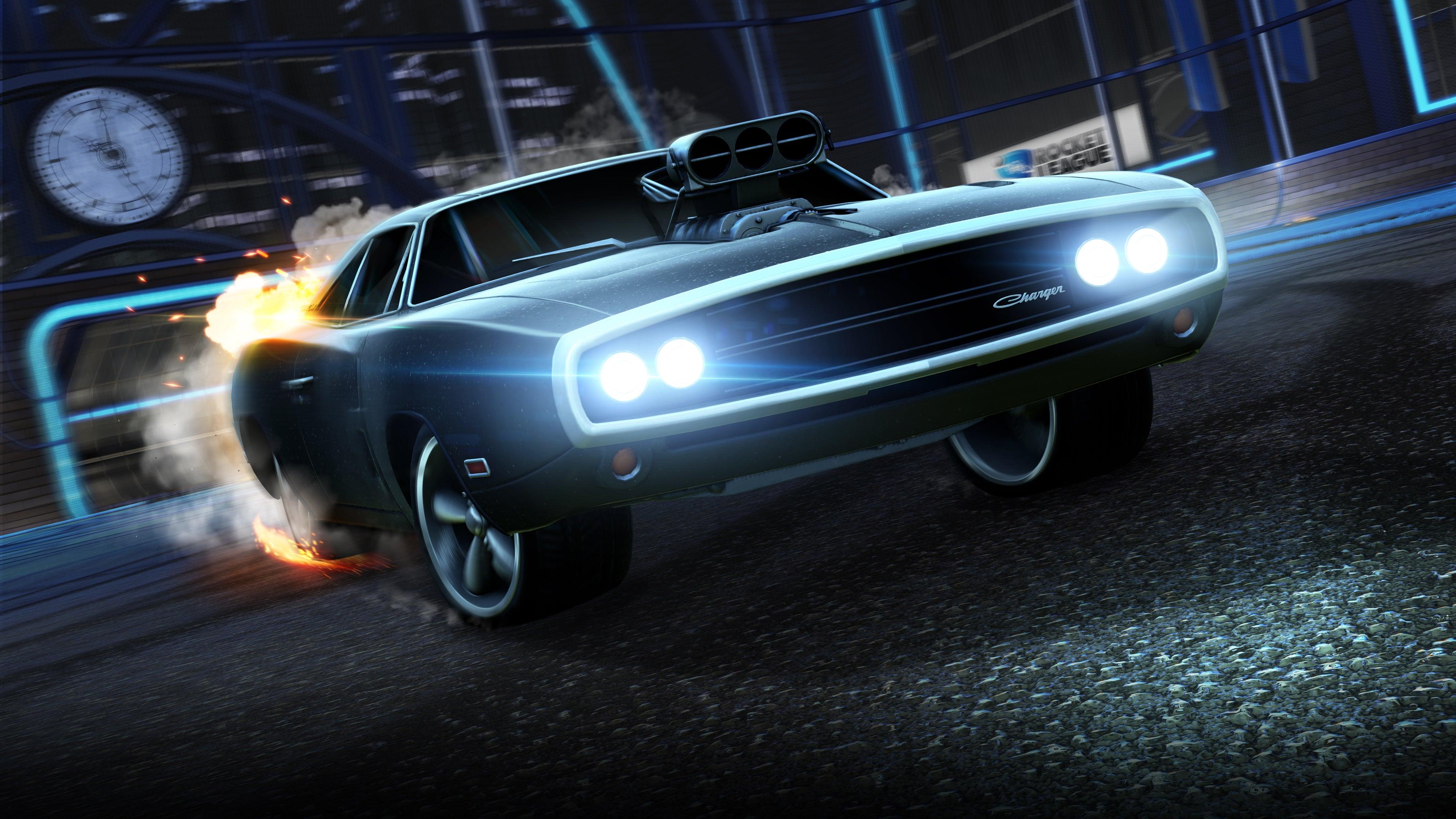 Annunciata la Data del nuovo DLC! | Rocket League