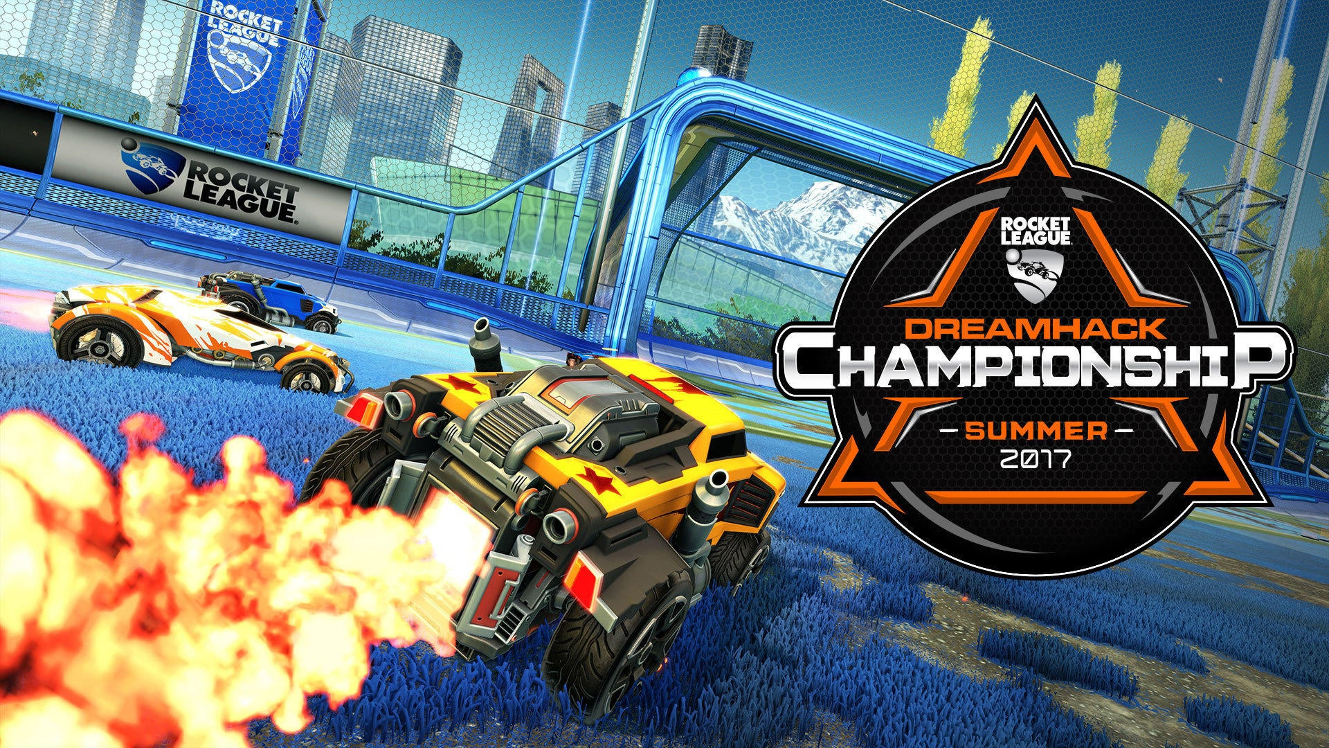 DreamHack Summer Rocket League Championship Preview Image