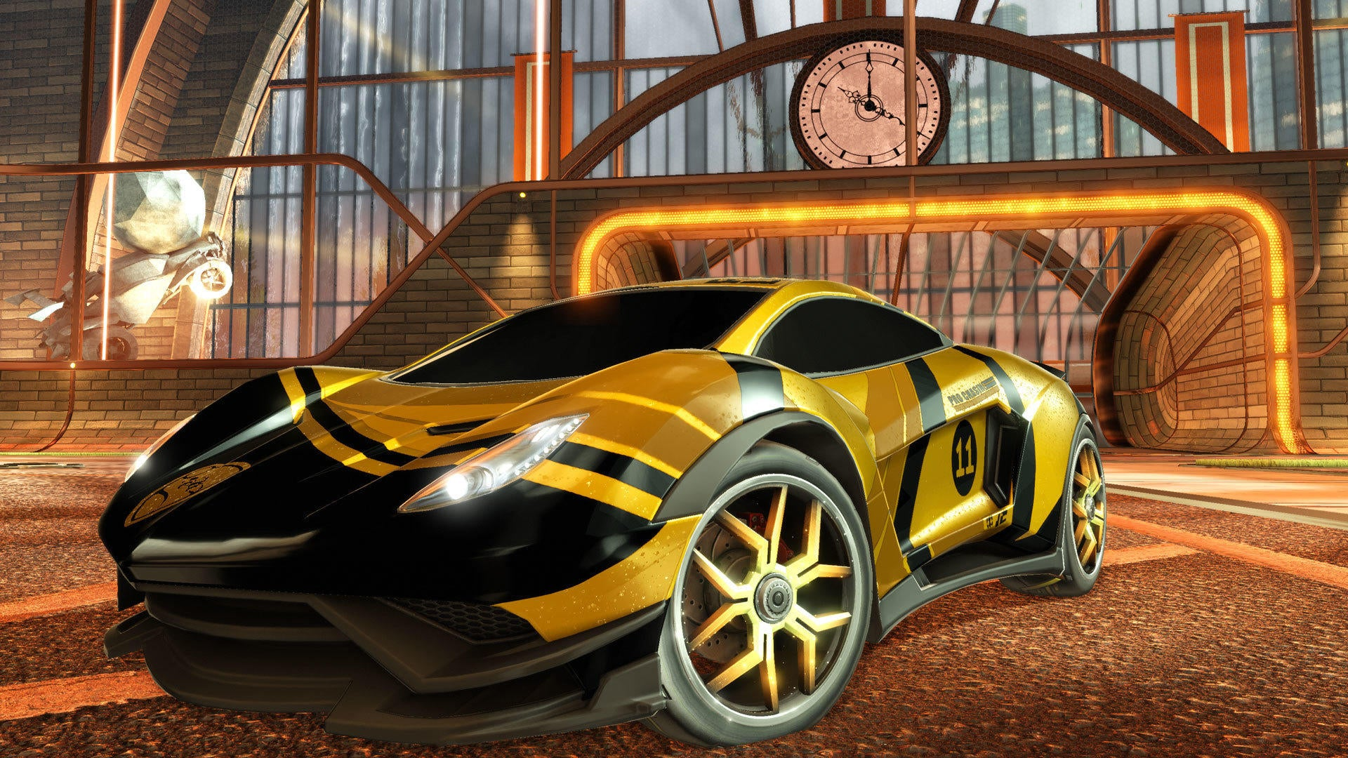 Exclusive In-Game Item Coming for RLCS Attendees Image