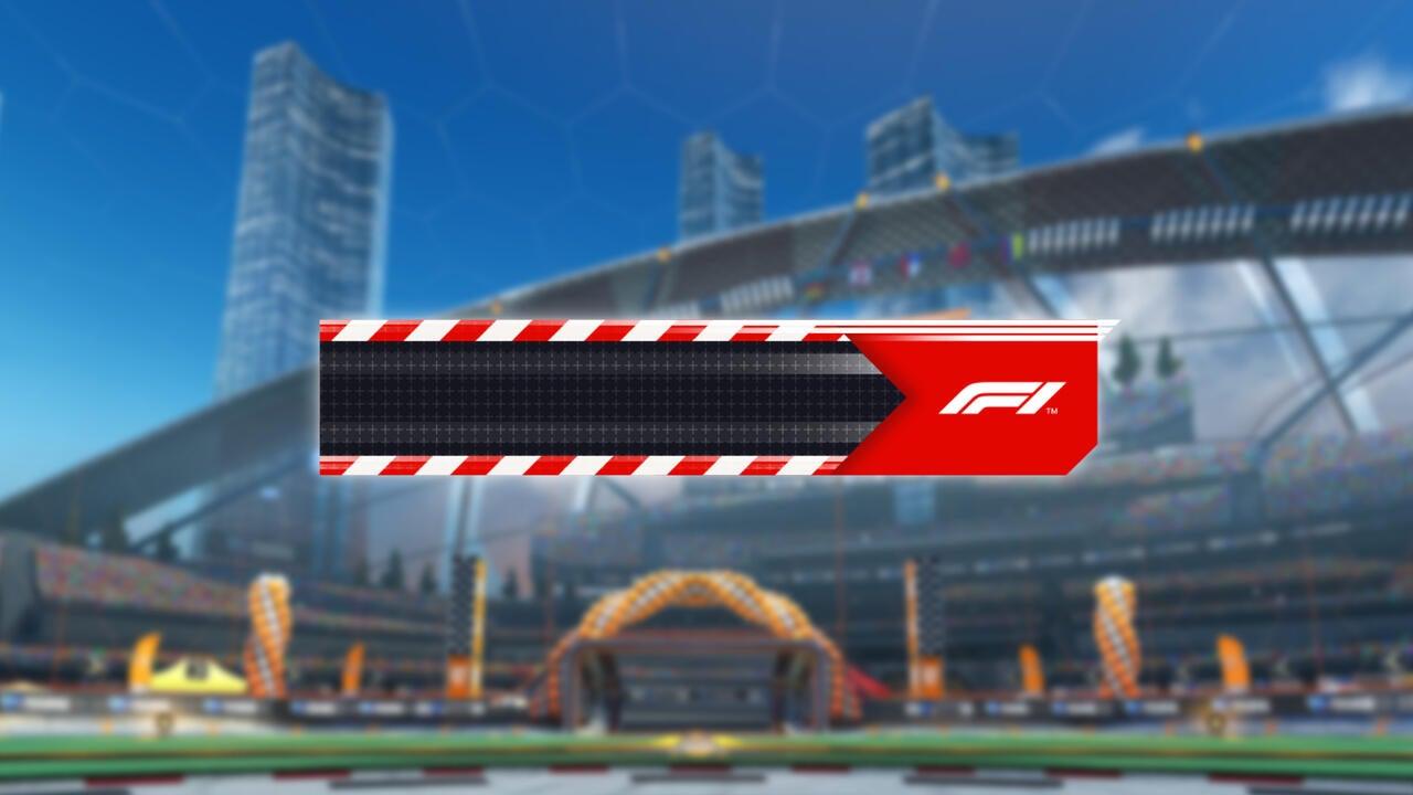 Formula 1 2021 Player Banner