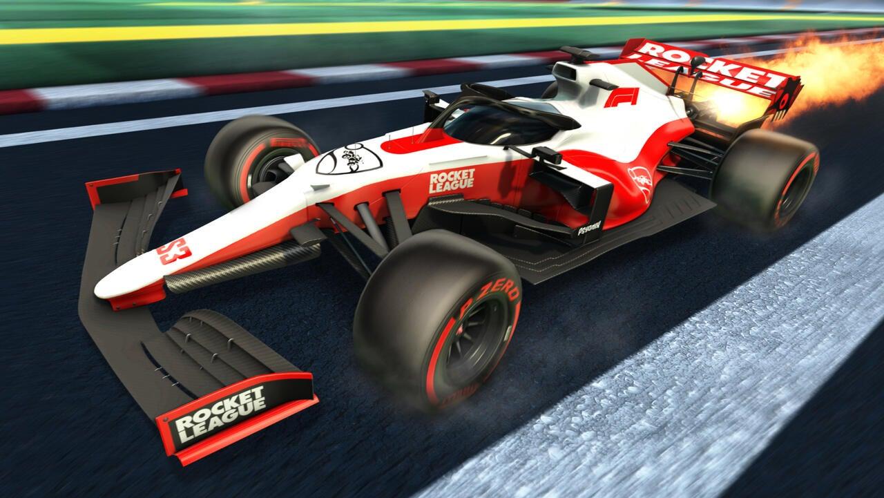 Formula 1 2021 Car