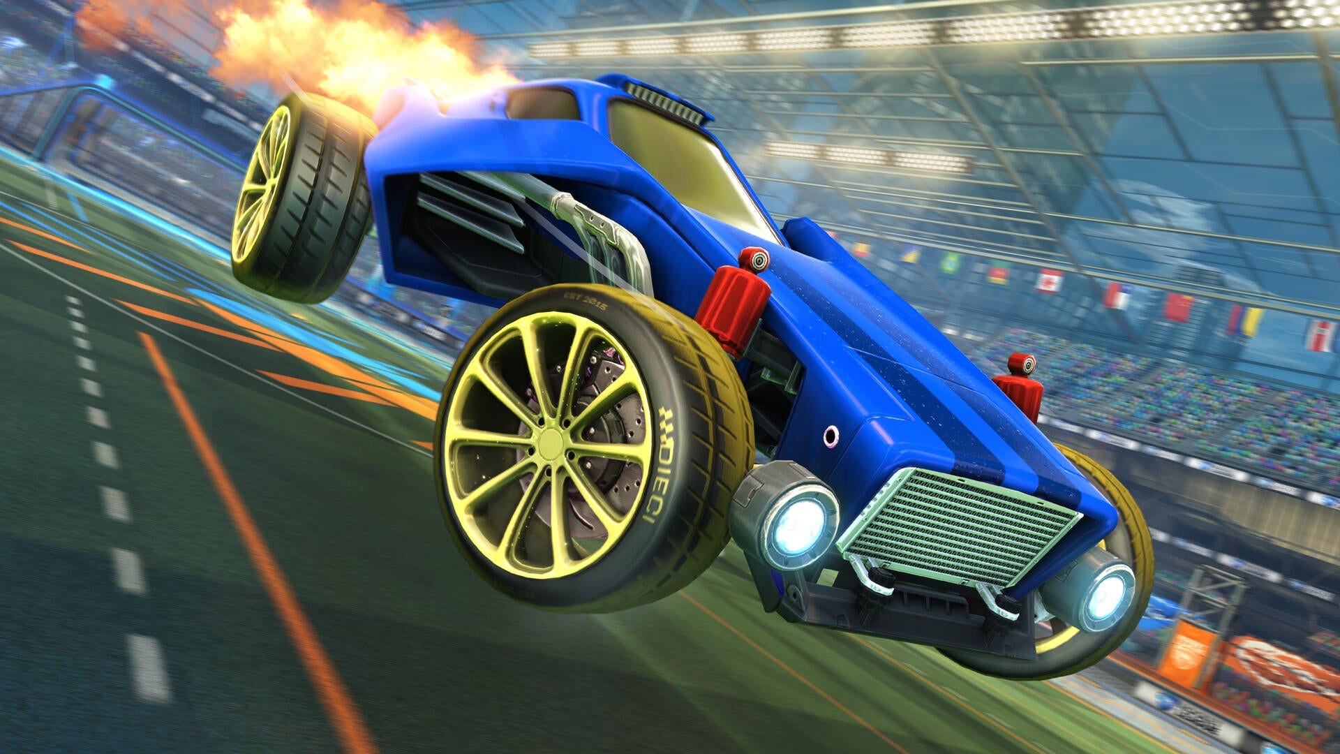 Rocket League Patch Notes: September Update Image