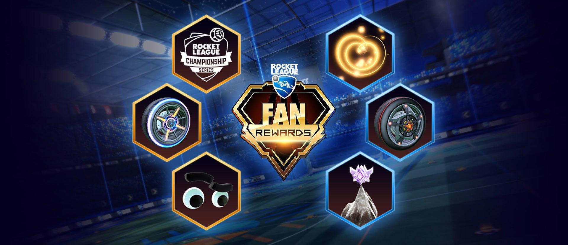 Fan Rewards Introduced During RLCS World Championship
