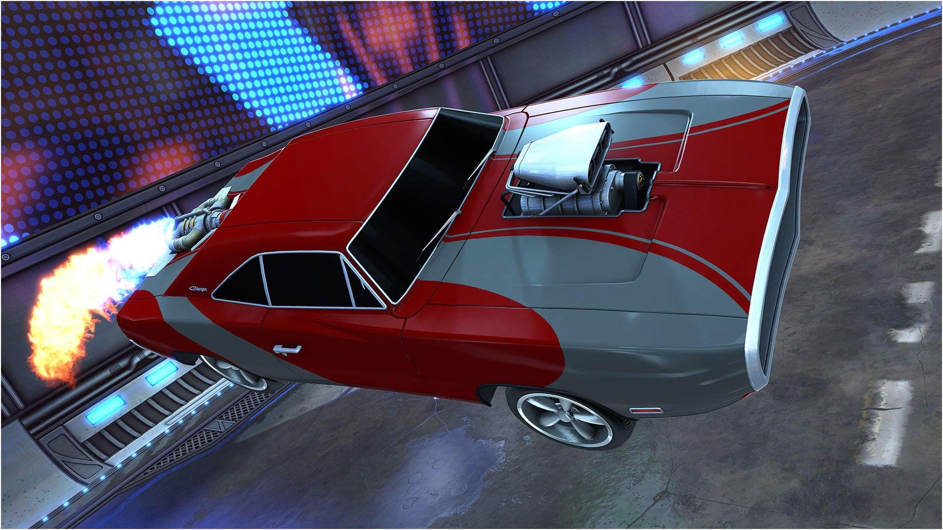 Fast Amp Furious Rocket League 174 Official Site