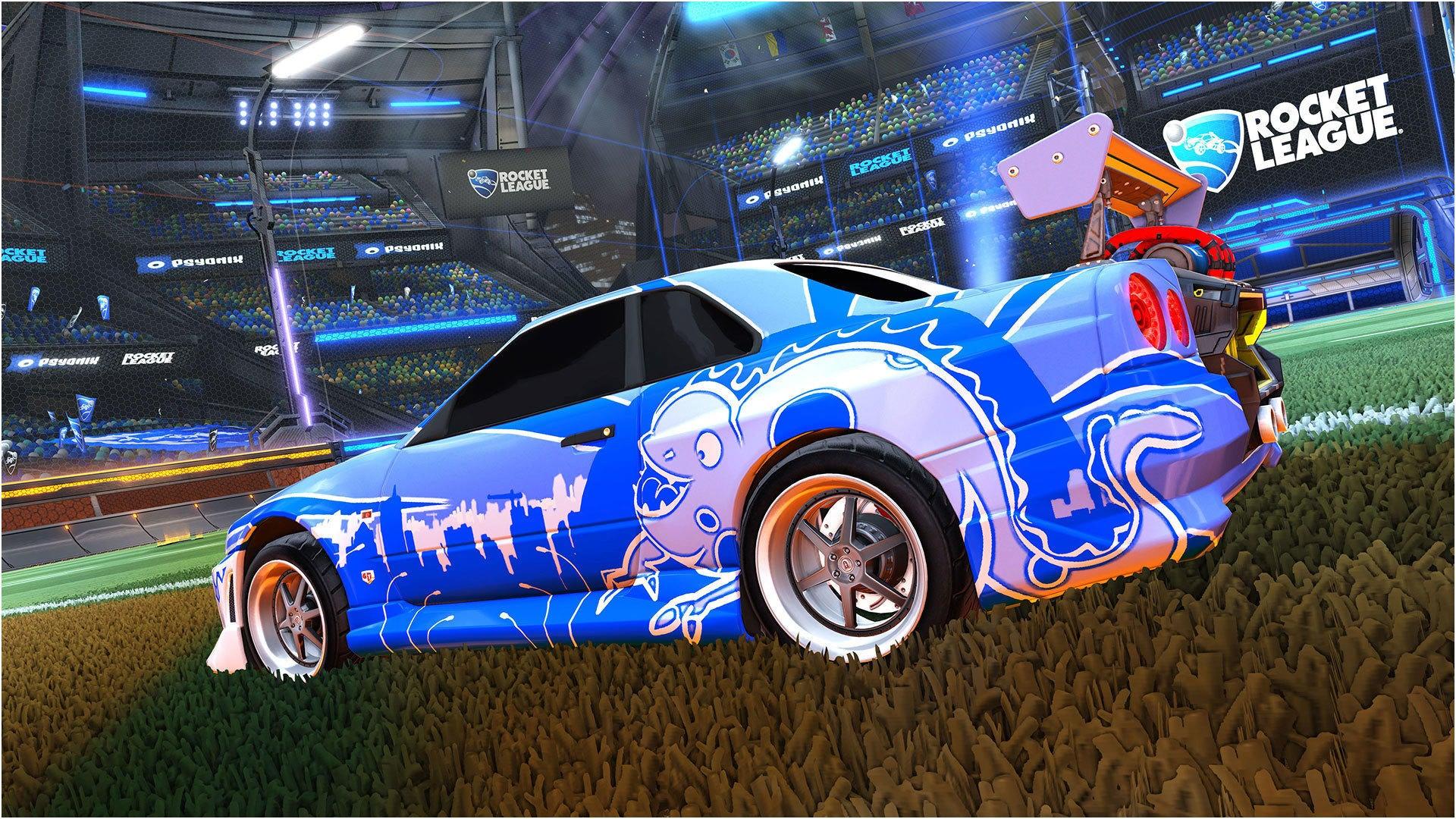 Fast Furious Rocket League Official Site