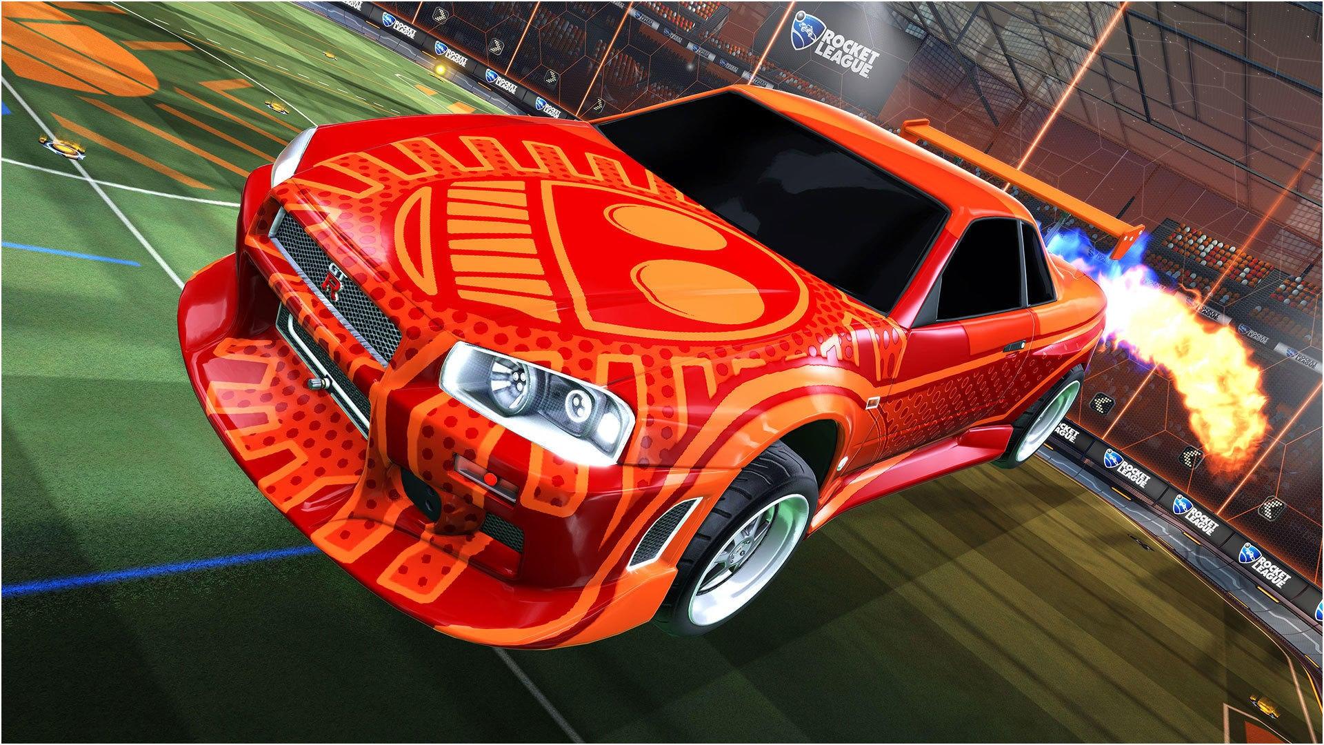 Nissan Official Site >> Fast & Furious | Rocket League® - Official Site
