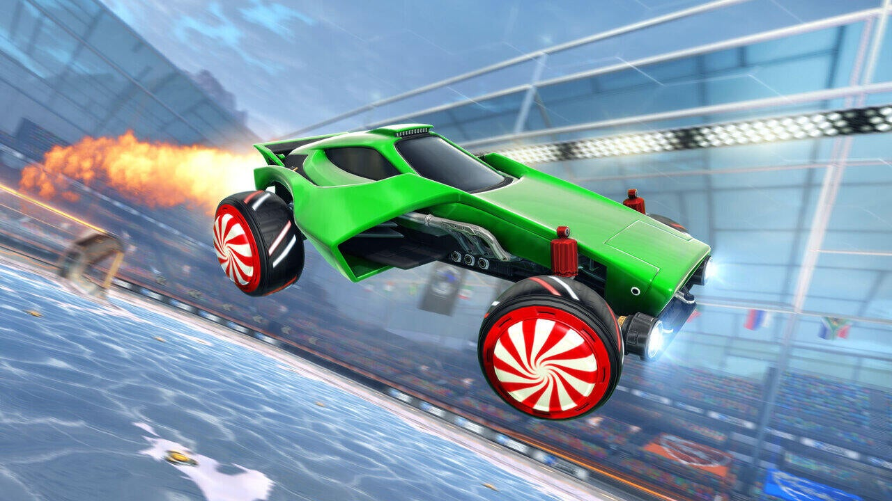 Peppermint Wheels