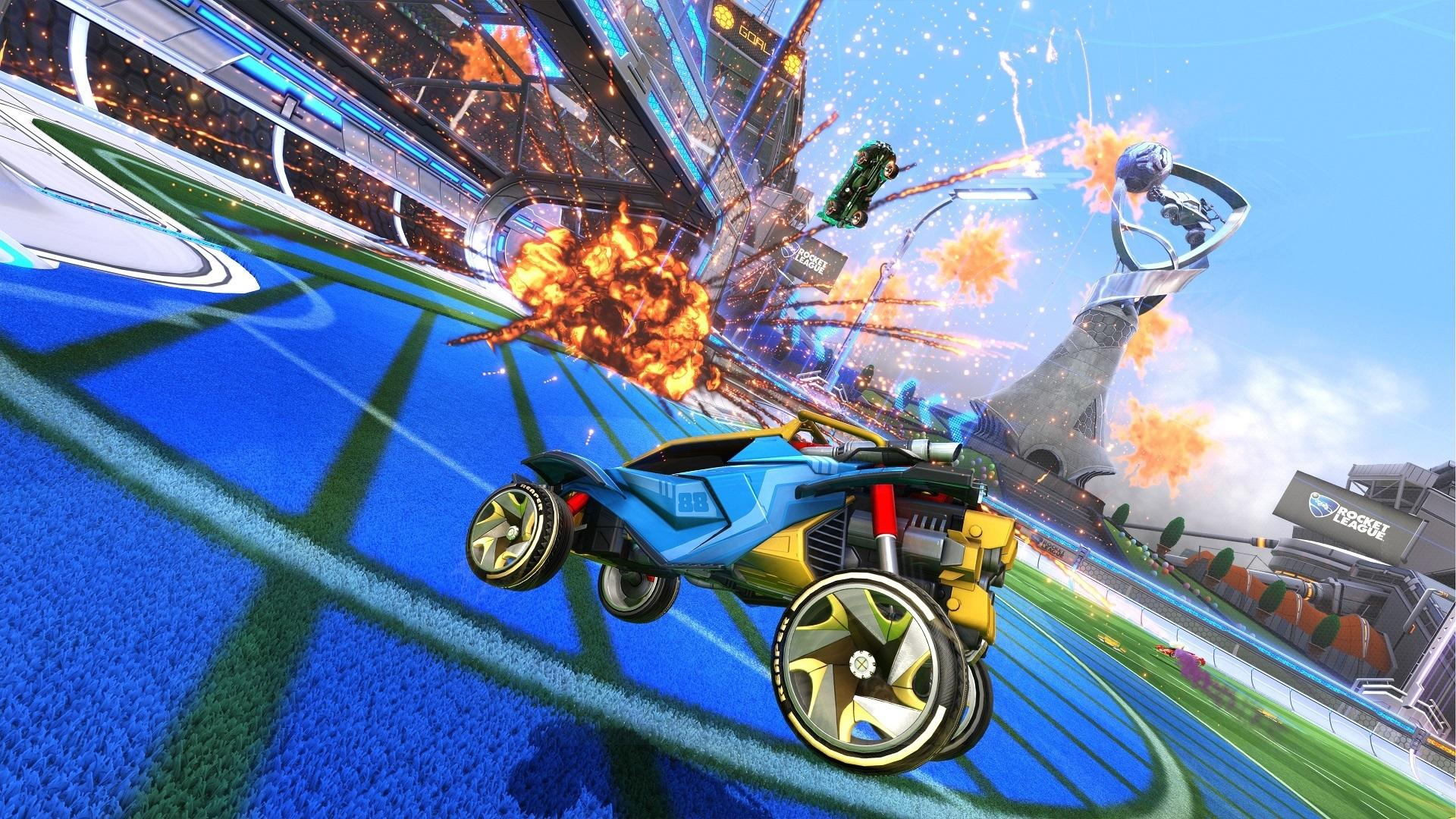 Rocket Pass: A Closer Look | Rocket League® - Official Site