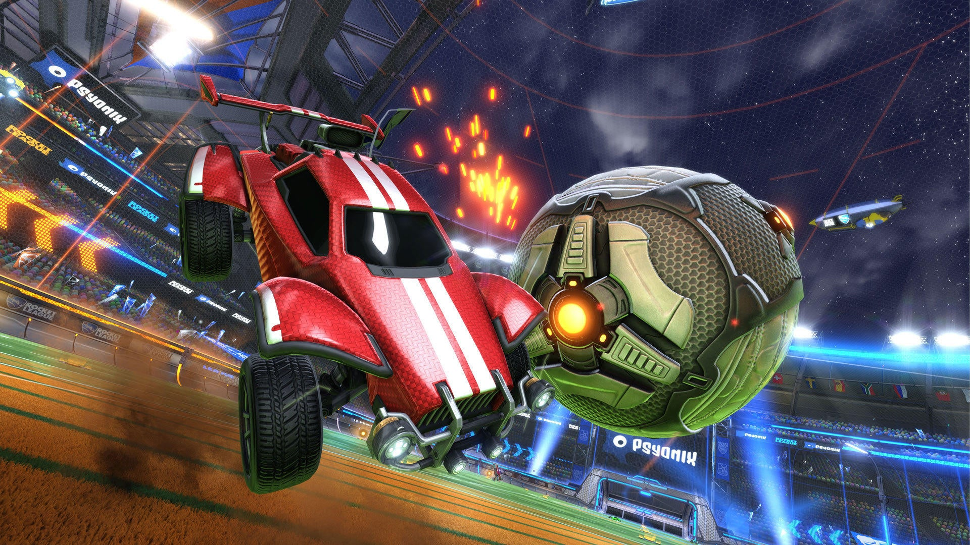 Esports Shop Update and Rocket Pass 3 Coming This Month Image