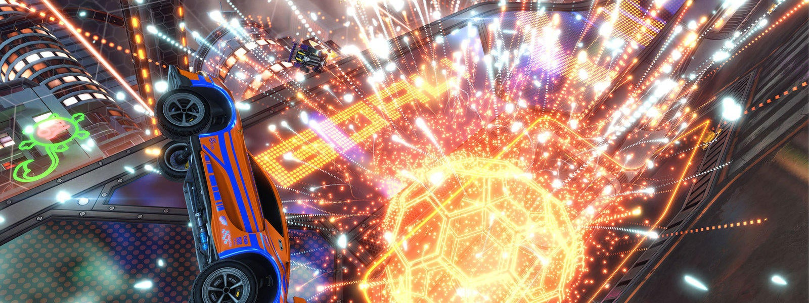how to leave a party rocket league