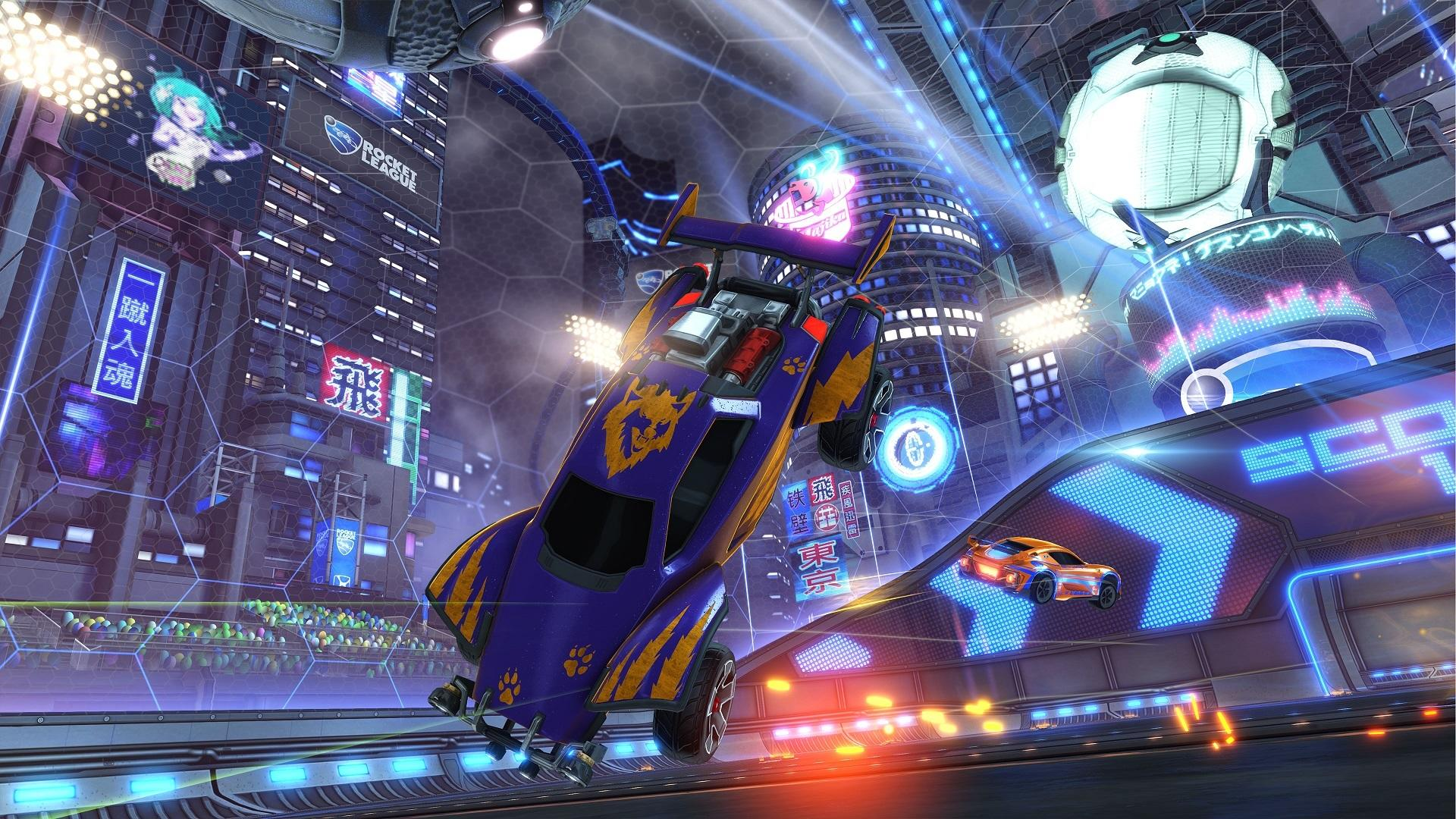 Incoming Changes to XP and Level Progression   Rocket League