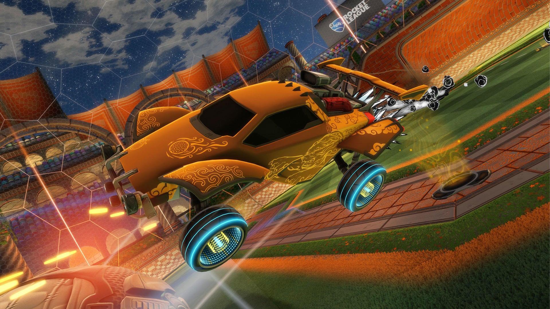Clubs: A Closer Look   Rocket League® - Official Site