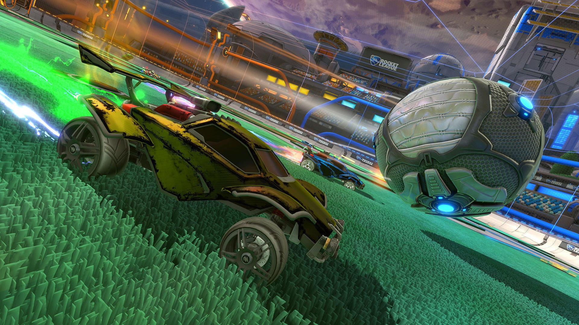 Rocket League at GDC 2018 Image