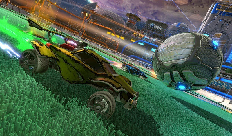 Rocket League at GDC 2018 article image