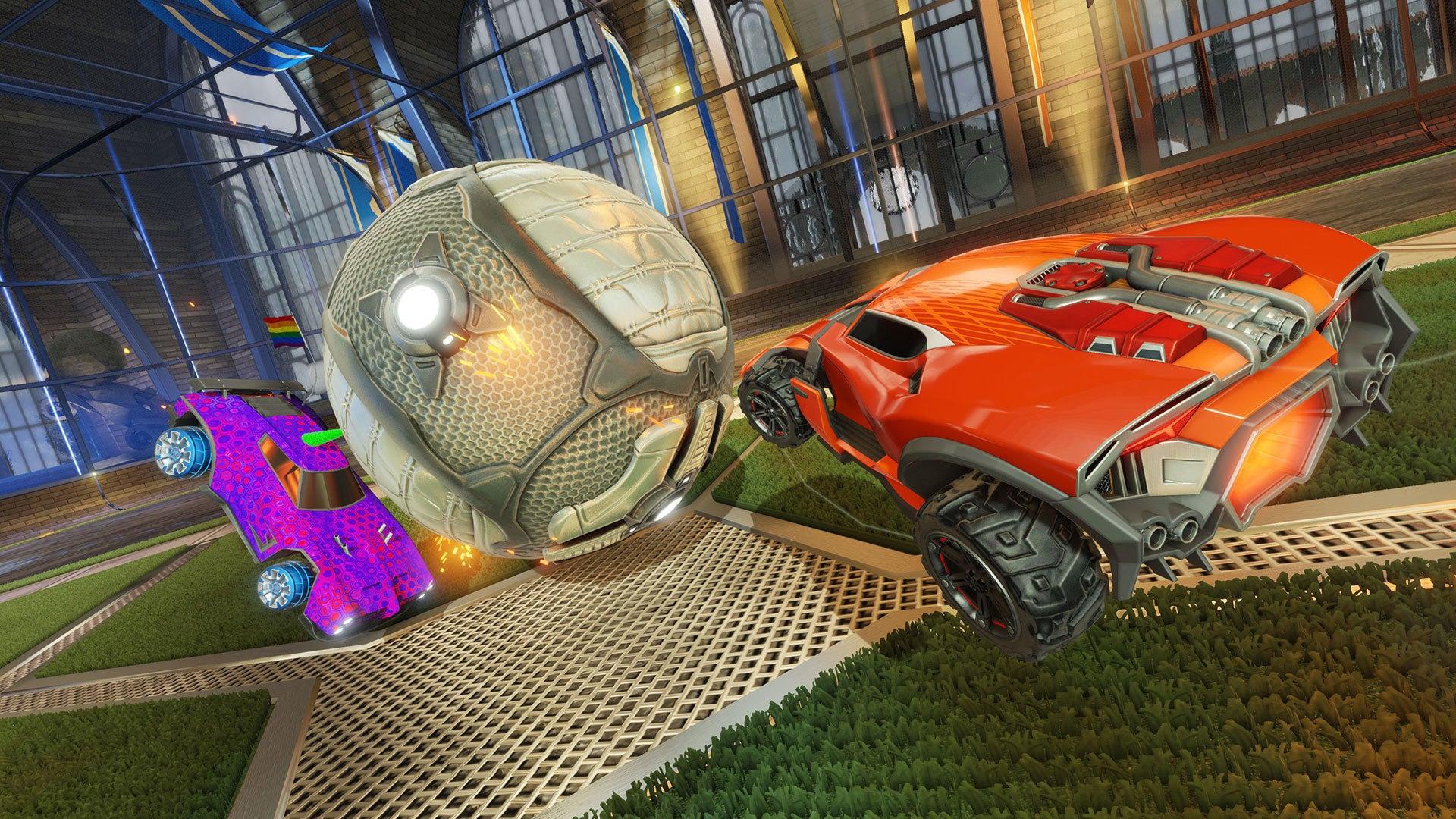 Tournaments Update: Connection Quality Indicators | Rocket League