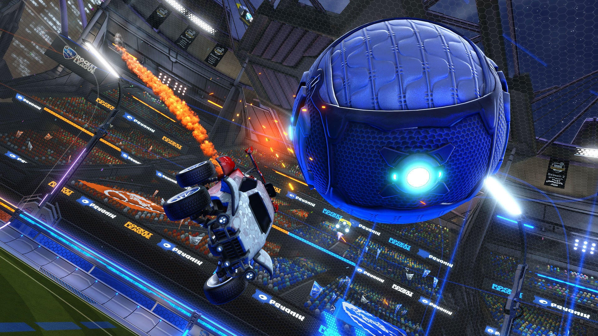 Rocket League Roadmap: Summer 2018 Image