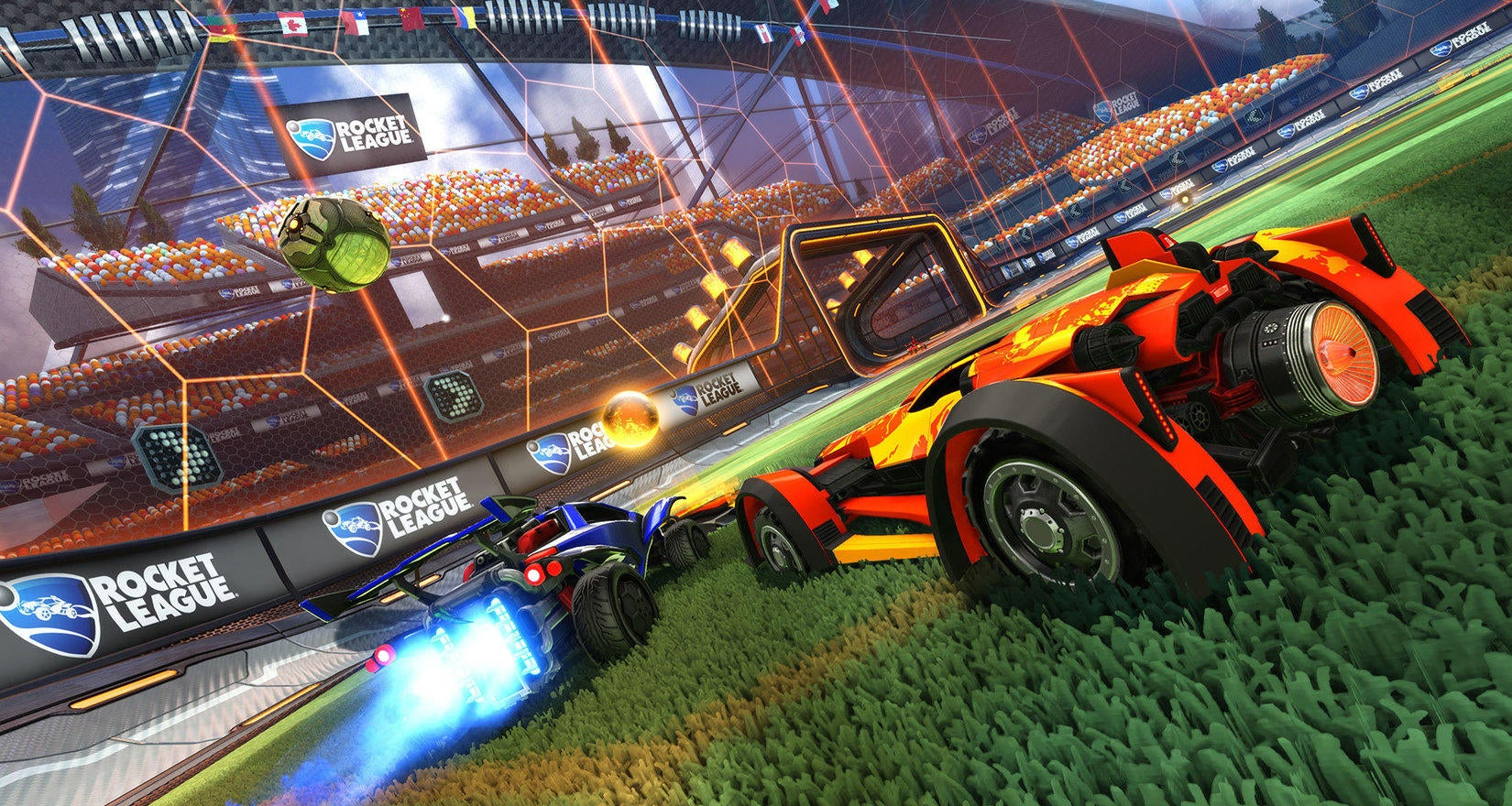Rocket League Roadmap: Spring 2018 Image