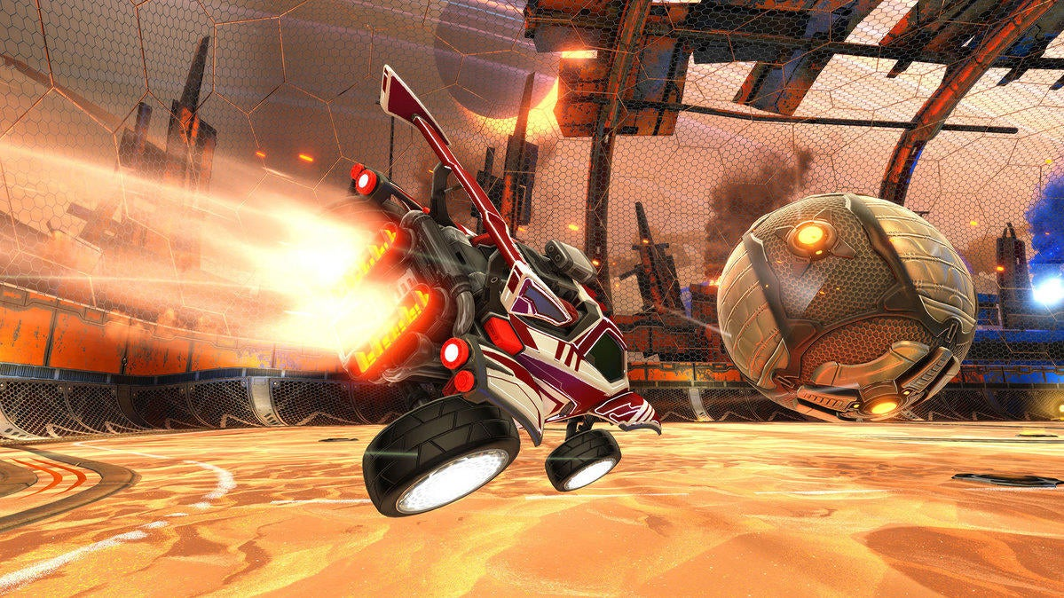 Rocket League Update Today Server Status Patch Notes And – Desenhos