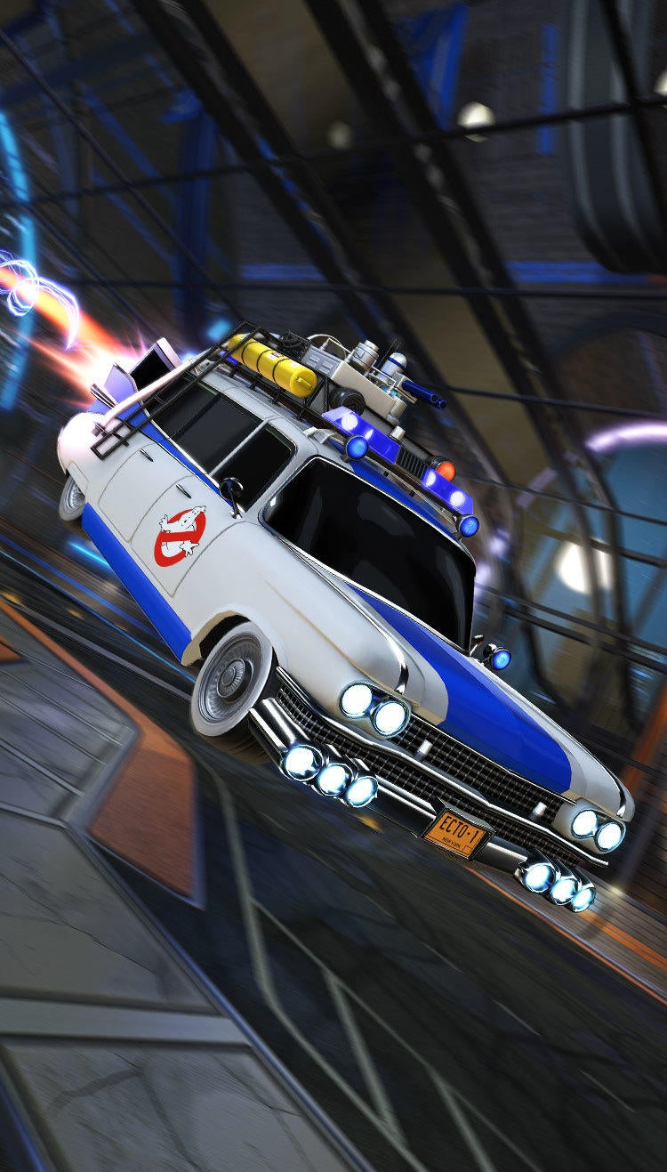 Ecto-1 Battle-Car
