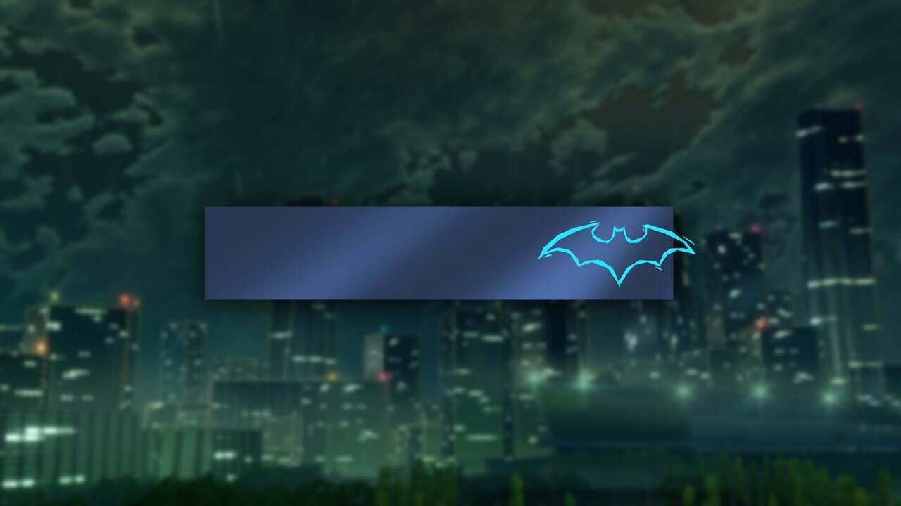 Batman Player Banner