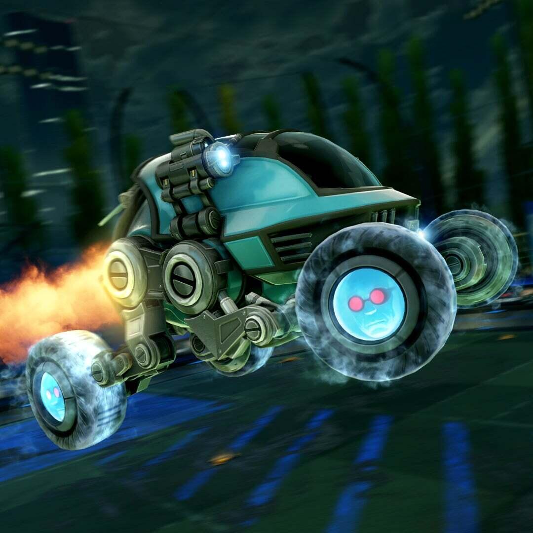 Mr. Freeze Wheels
