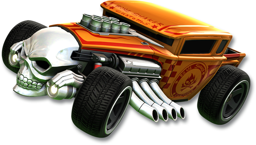 Hot Wheels Rocket League Official Site