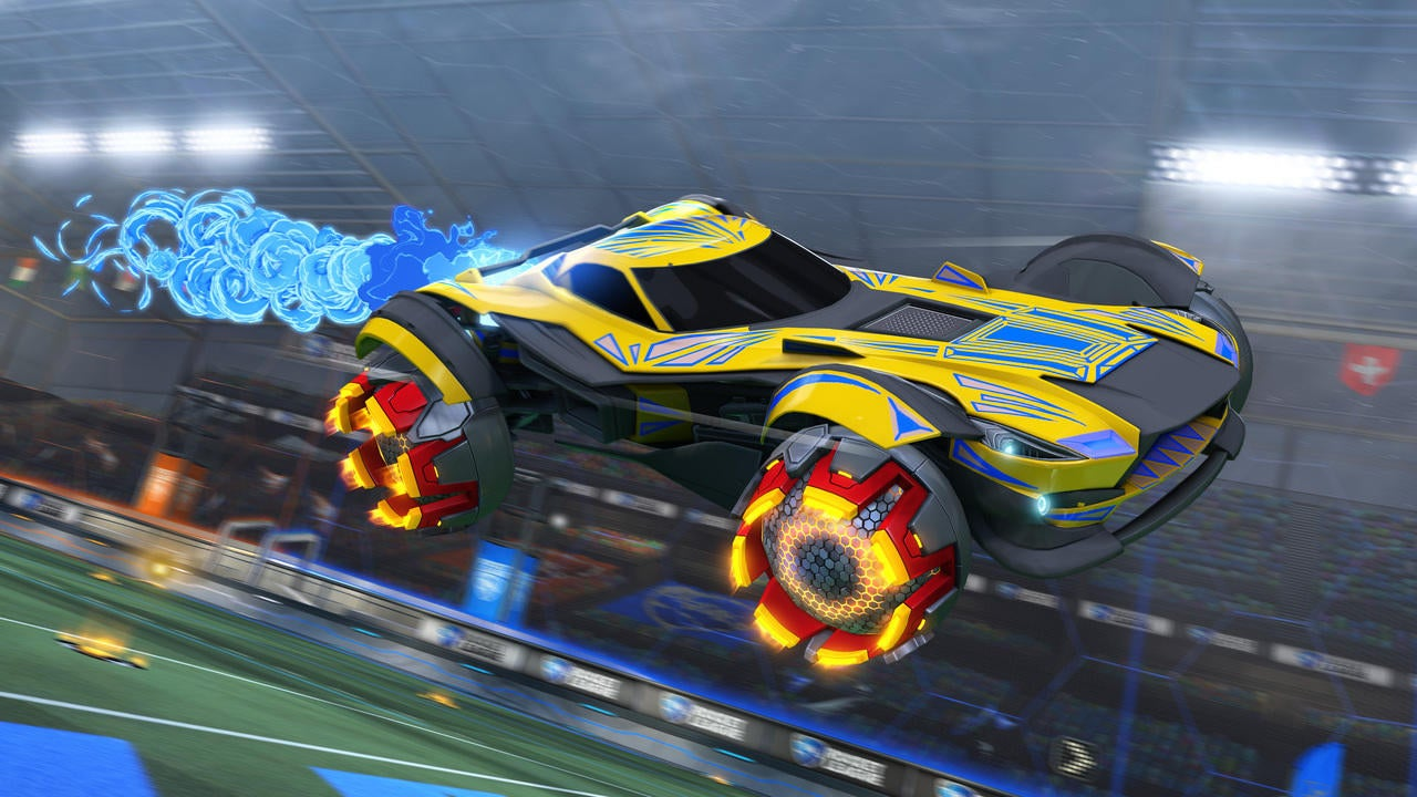 Faceted Sentinel Decal | Tremor Wheels | Flamerate Boost