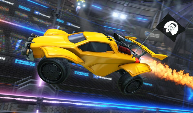 Neue Community-Flaggen in Rocket League article image