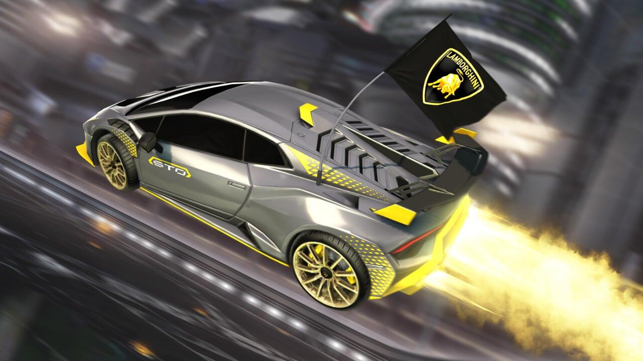 Lamborghini Antenna