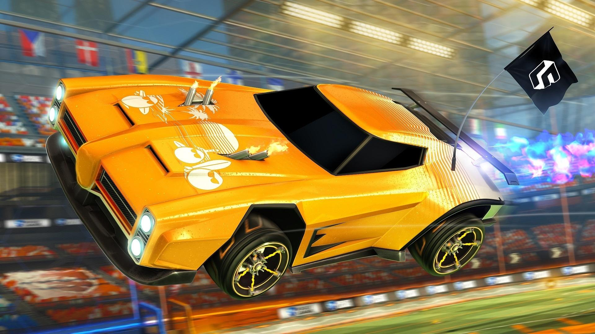 Rocket League Coming to Loot Gaming in May Image