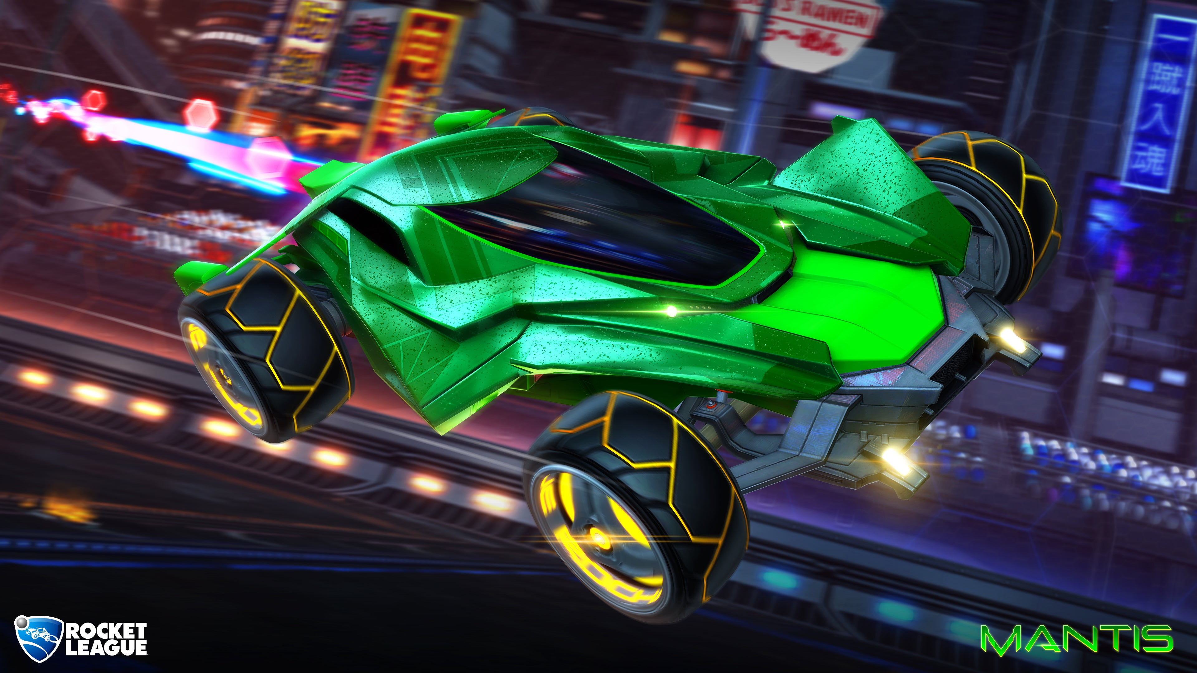 Whats A Good Car To Use In Rocket League