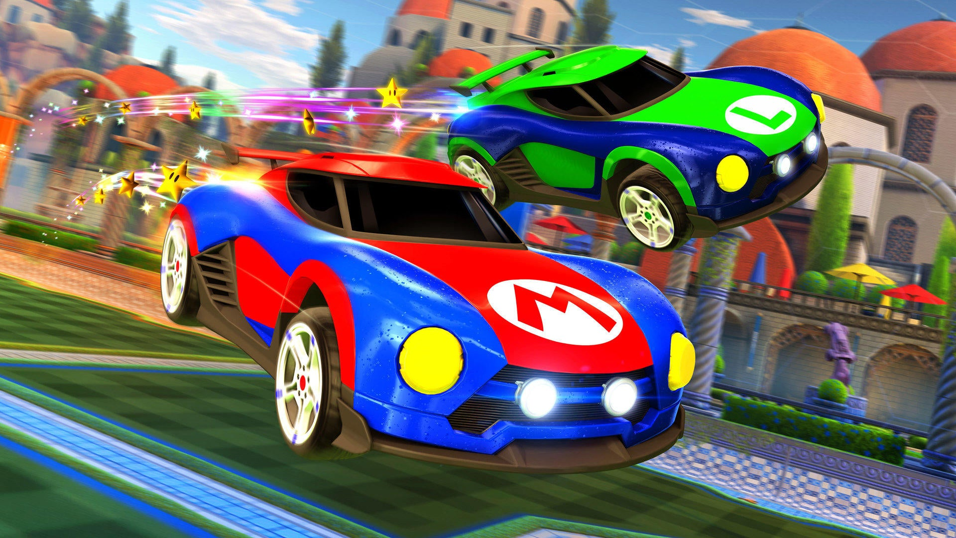 Exclusive Nintendo Switch Battle-Cars Coming To Rocket League Image