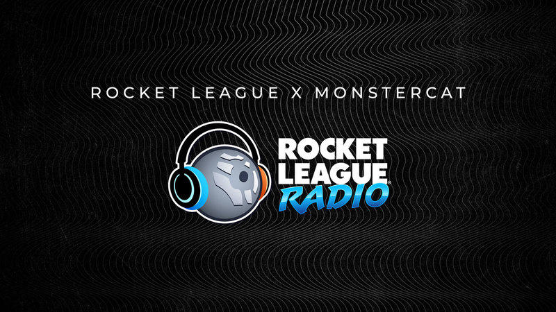 NEW MONSTERCAT MUSIC COMING TO ROCKET LEAGUE ALL YEAR LONG image