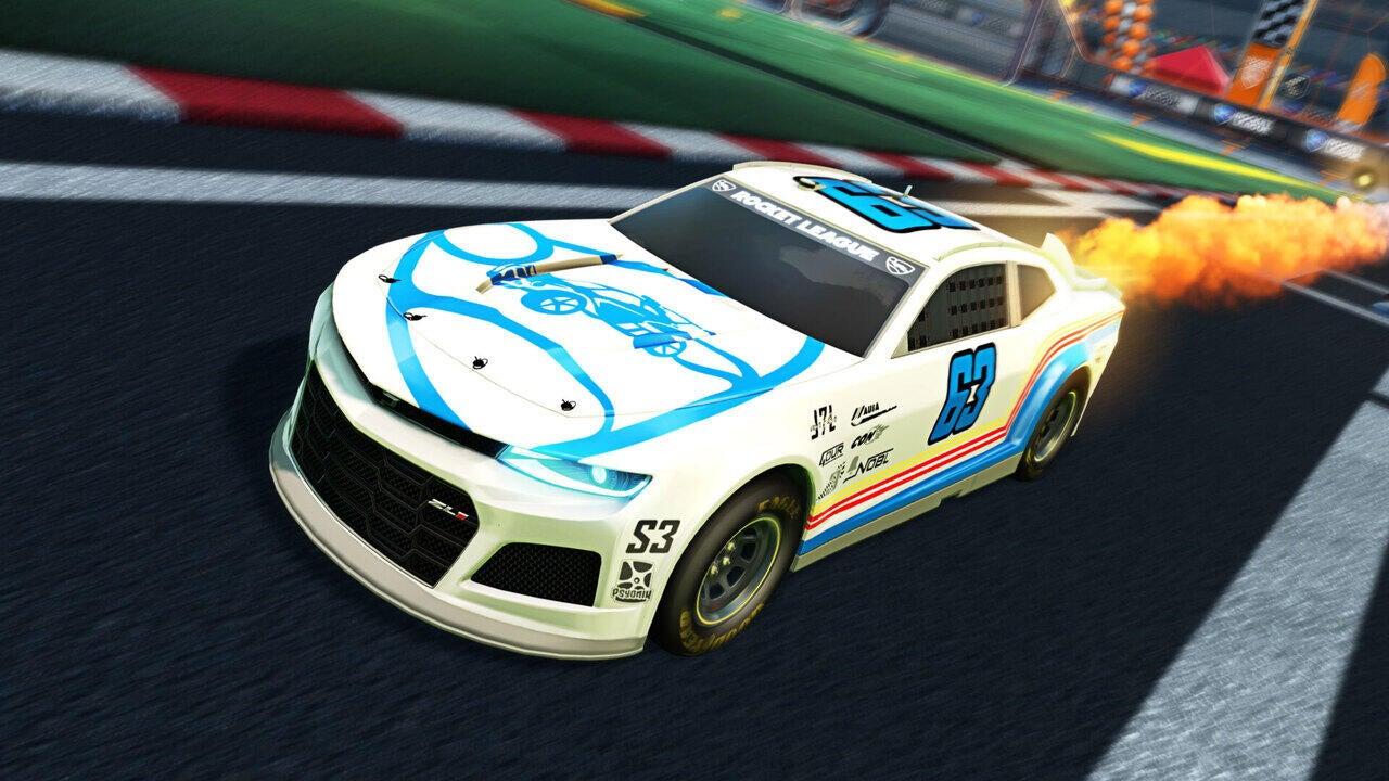 NASCAR Chevrolet Camaro