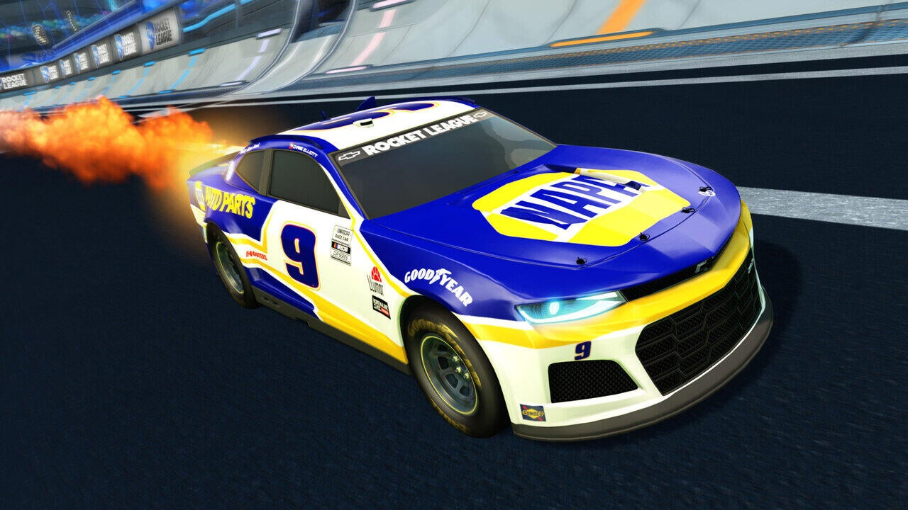 Hendrick Motorsports #9 Decal