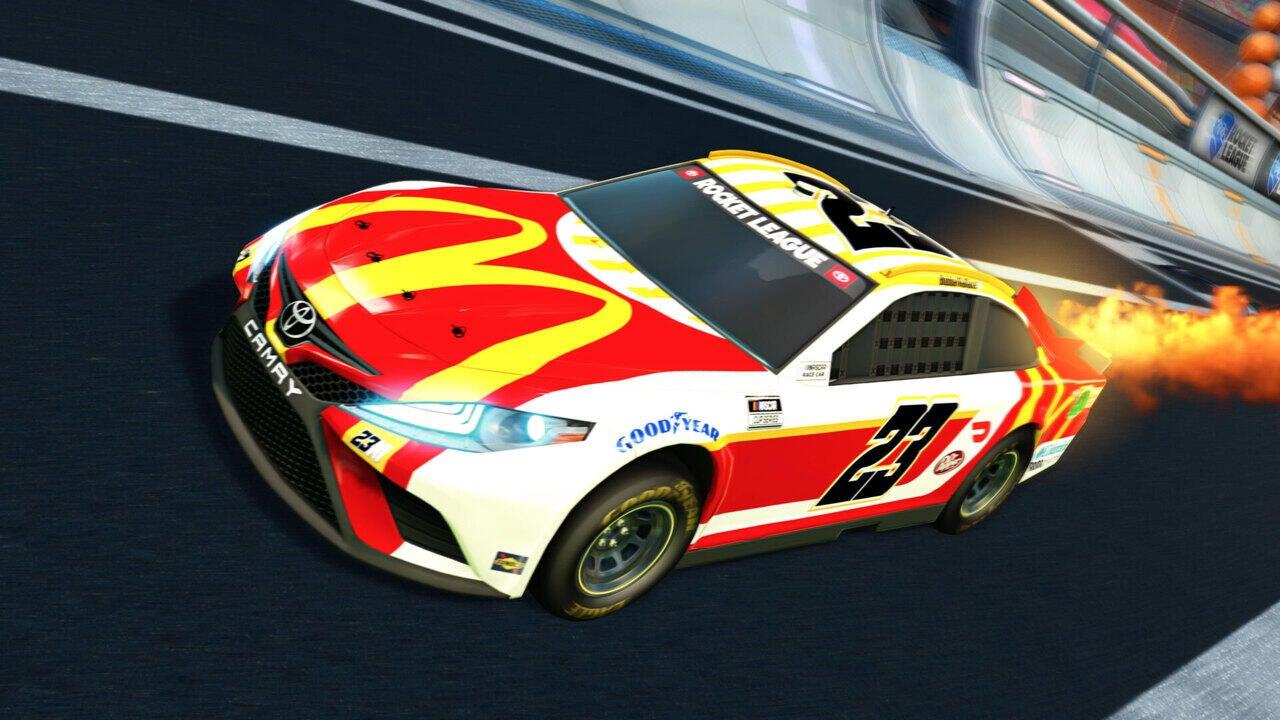 23XI Racing #23
