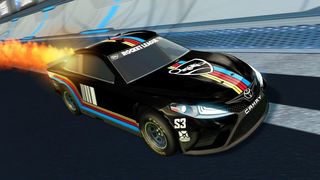 NASCAR x RL Decal (Toyota Camry)