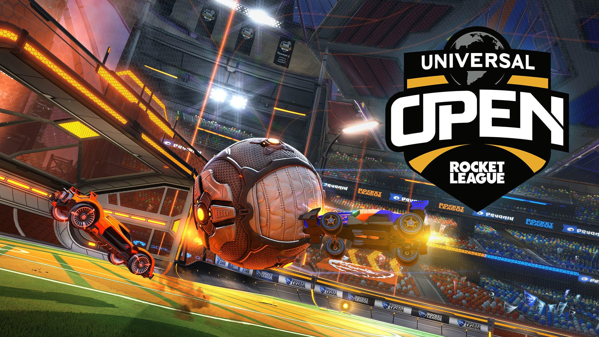 US and Canada Registration Now Open for the Universal Open Rocket League Image