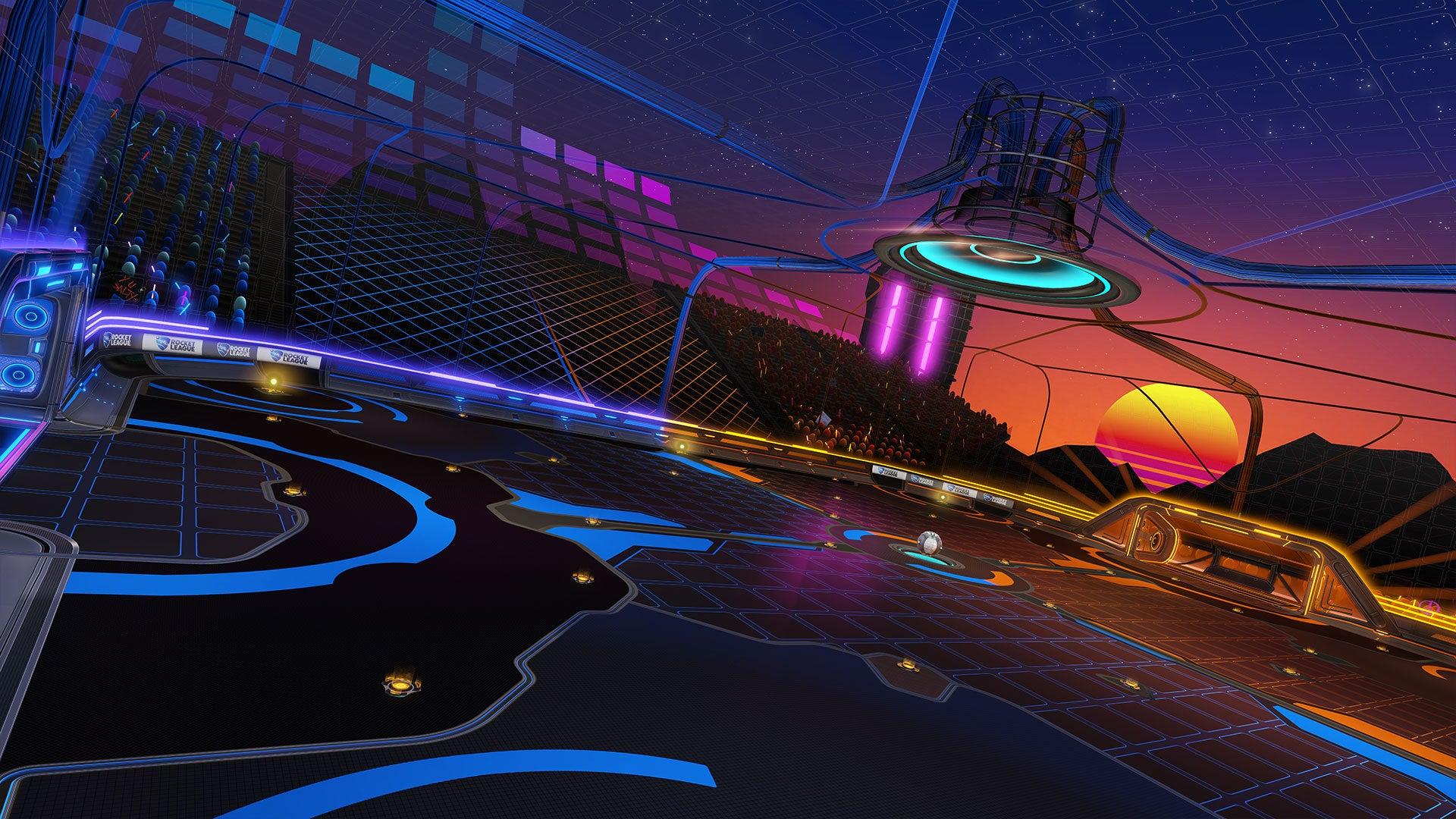 Neon Fields 2
