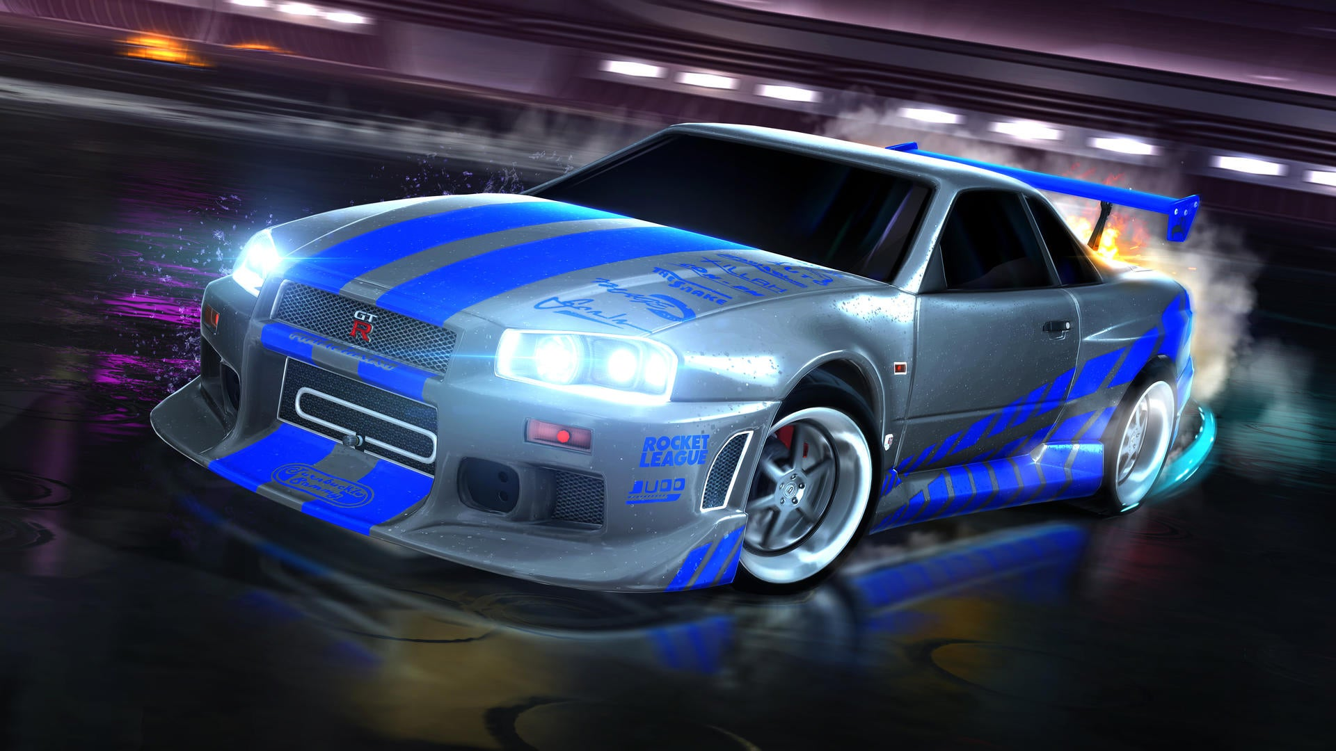 New Fast & Furious DLC Drops October 11 Image
