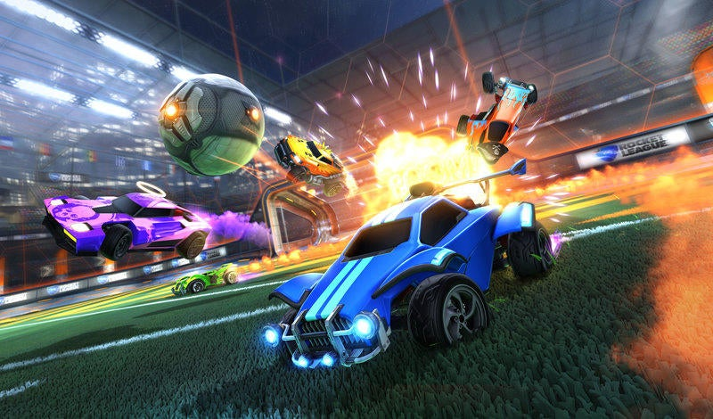 Rocket League's 4th Birthday article image