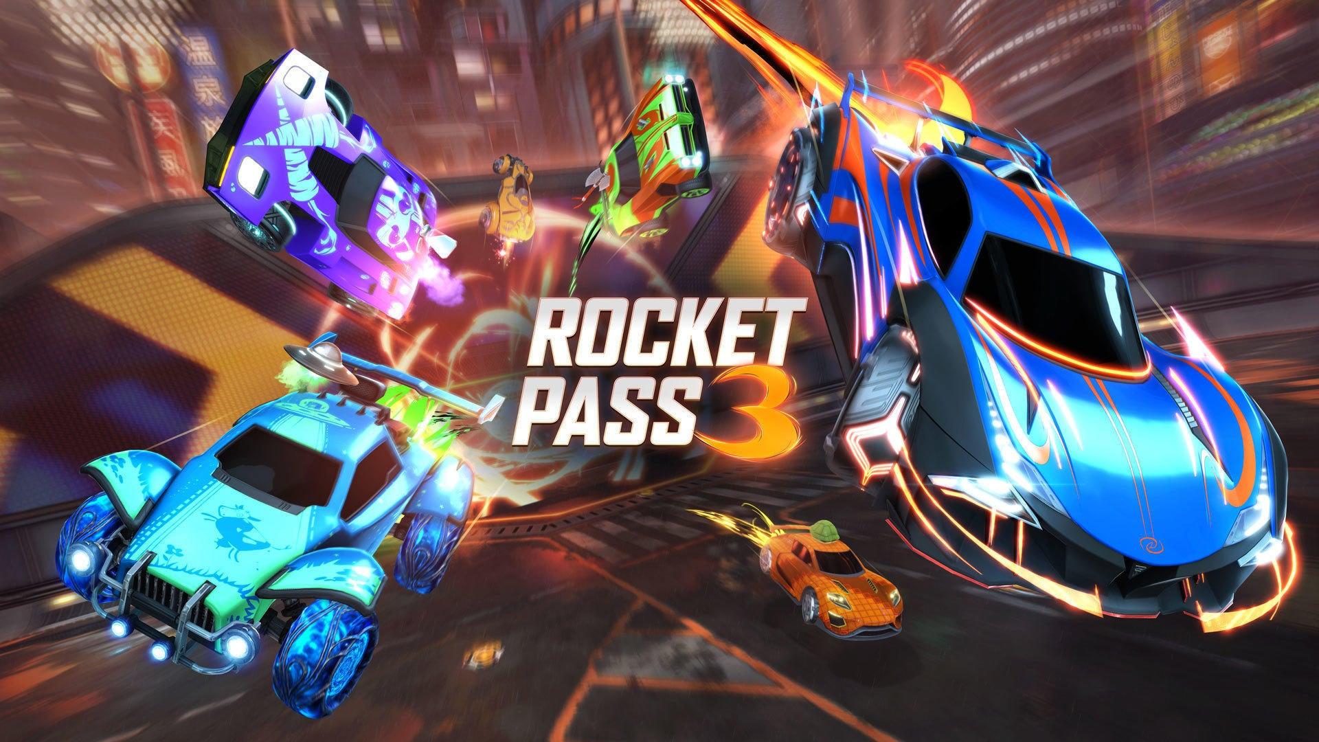 Rocket Pass 3 Live Now! image