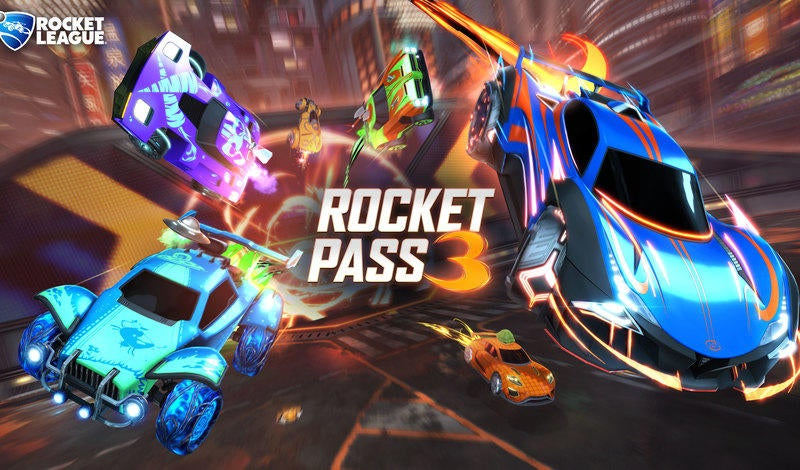 Rocket Pass 3 and Weekly Challenges Revealed article image
