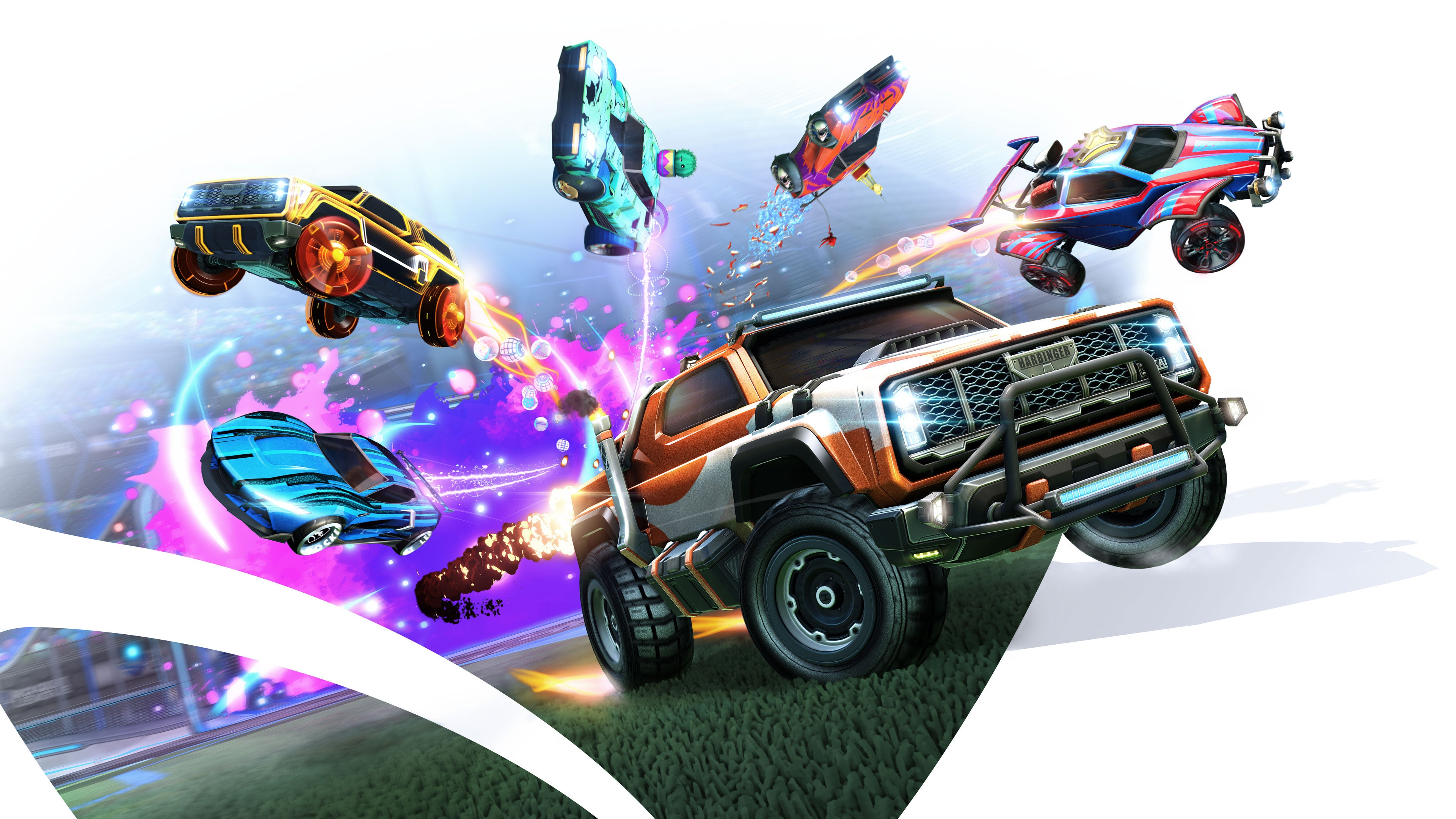 Rocket Pass Hero Art