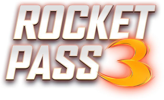 Rocket Pass 3 Logo