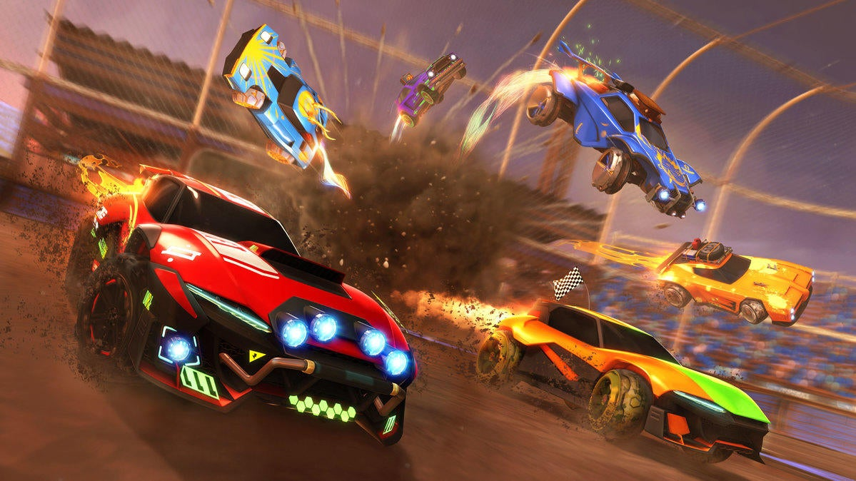 Rocket League New Car >> Rocket Pass 4 is Ready to Rally on August 28   Rocket ...
